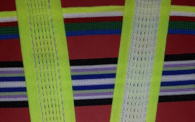 Product samples – Sportswear ribbon