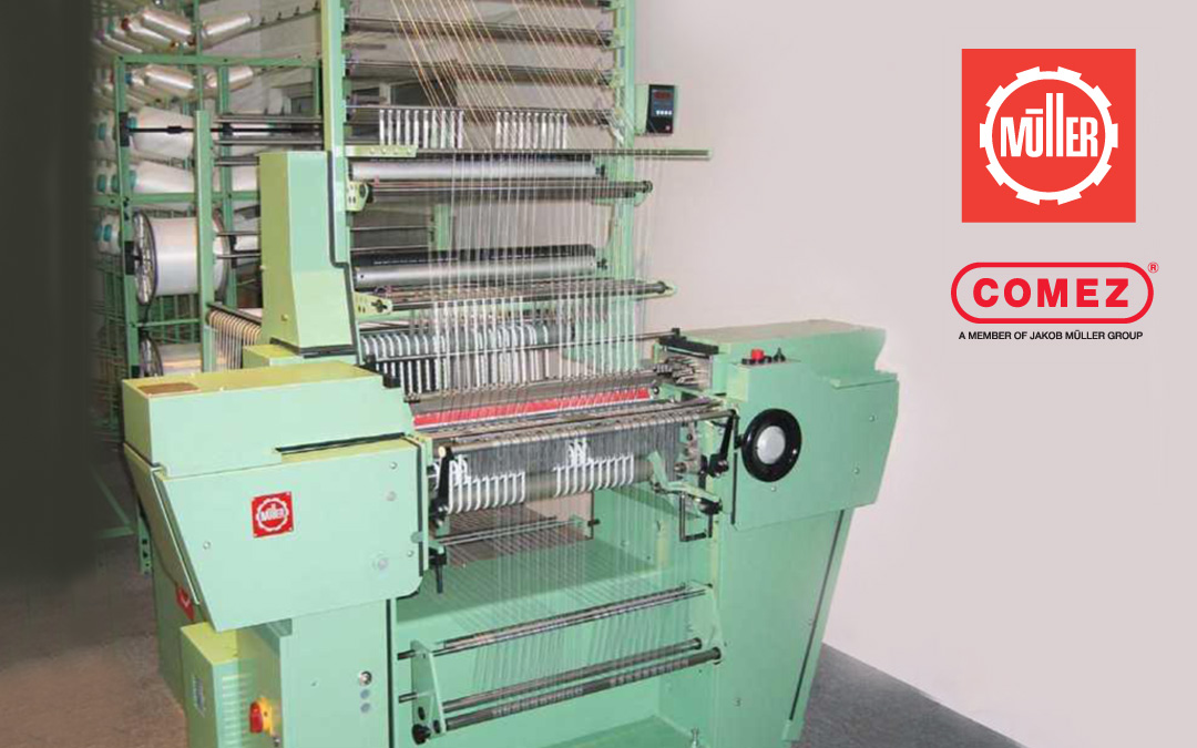 Comez become responsible for the sale of RD3.8 machines