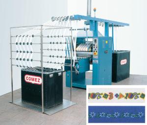 Ironing and transfer printing machine: IRONPRINT