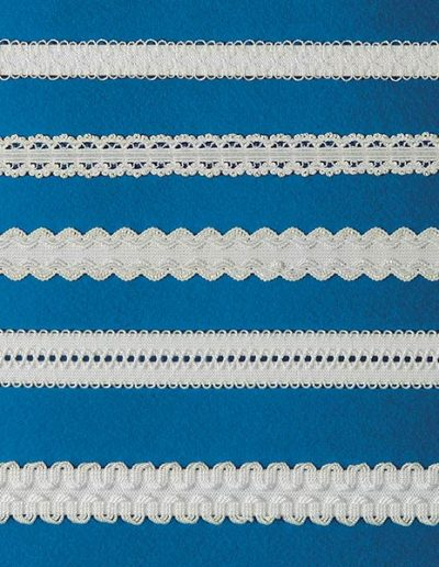 bra straps made on comeztronic machine